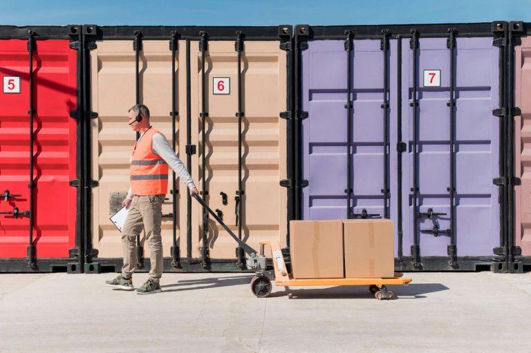 cargas completas container